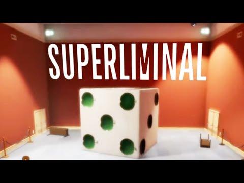 SUPERLIMINAL Playthrough