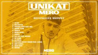 MERO - Unikat (Official Album Snippet)