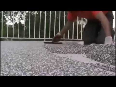 Tapis  Moquette De Pierre  Rnovation De Terrasse  Youtube