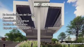 Proyecto Metro Cable Picacho
