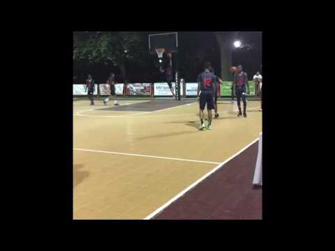 James j ferris high school basketball ball team summer league GAME #1