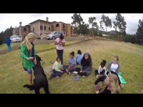 Ecuador mission trip video