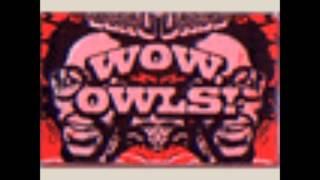 Wow, Owls! - More Explosive Than A Jerry Bruckheimer Joint