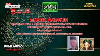 LIVE STREAMING || LOMBA HADROH HAURGEULIS | SUMURBANDUNG
