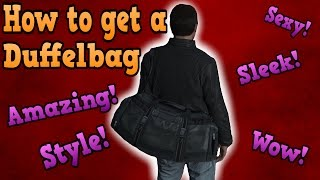 GTA online glitches - How to get the Duffel bag(, 2016-11-08T16:50:58.000Z)