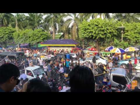 Thingyan Music Festival TMF Day2 Yangon Songkran Myanmar New Year