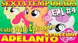 "[Preview] My Little Pony: FiM - Temporada 6 Episodio 4 - ""En sus Marcas"" Trailer 