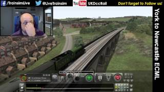 Train Simulator 2015 - ECML Flying Scotsman