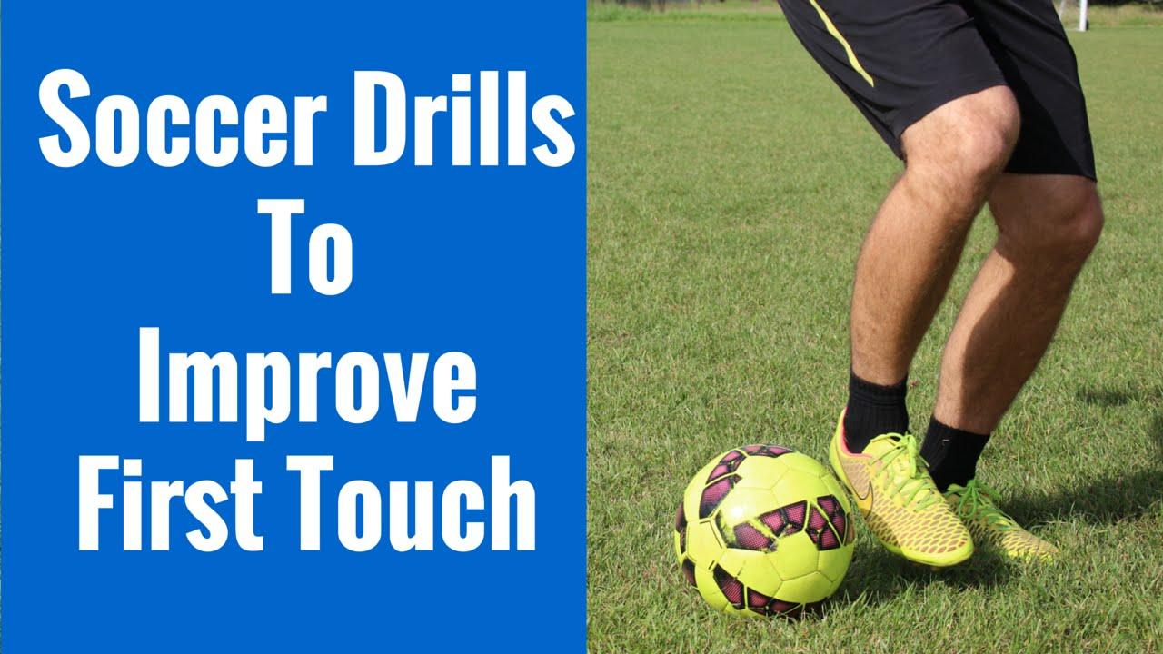 Fist touch soccer drills