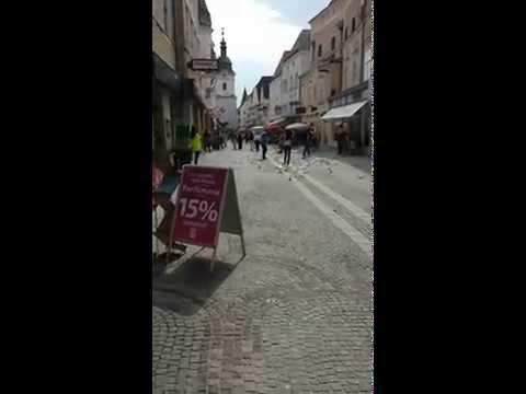 Video Flashmob - Landstraße 28.6. II/III