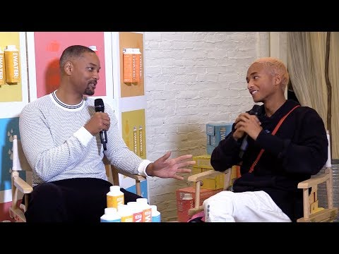 Expo West 2018 Video: Will and Jaden Smith On Building JUST Water