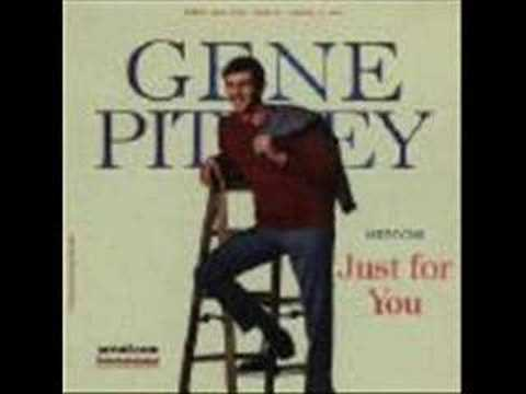 Gene Pitney - Crying w/ LYRICS