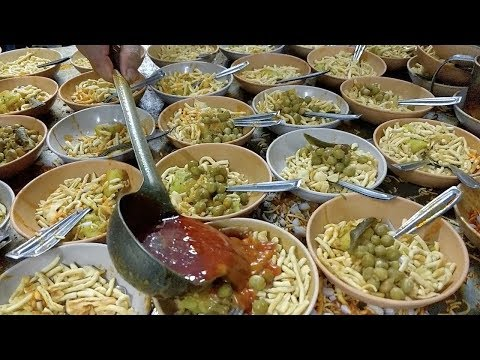 King of MISAL PAV | 500 PLATES of Misal Pav Every Day | Indian Street Food