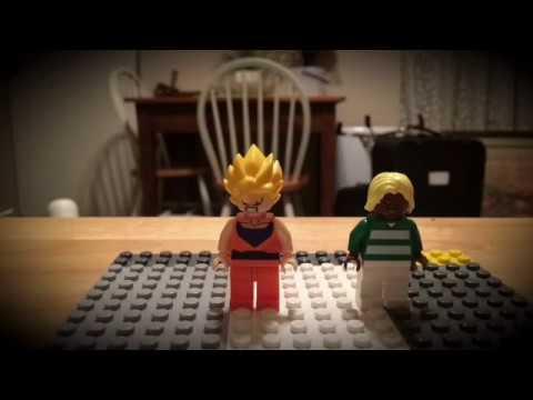 Beastly Boy 52 VS Son Goku