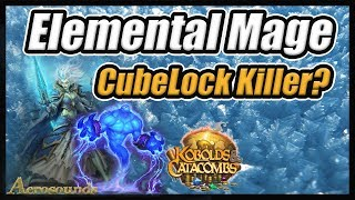 Elemental Mage Hearthstone Deck - Kobolds and Catacombs