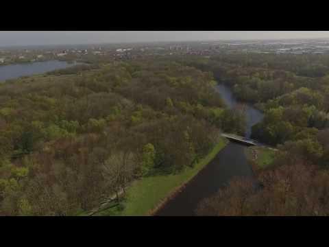Amsterdamse Bos | Aerial View
