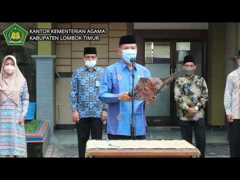 Pembangunan Zona Integritas Kementerian Agama Kabupaten Lombok Timur