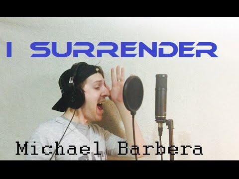 I Surrender - Celine Dion (Michael Barbera Cover)