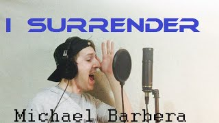 I Surrender - Celine Dion (Michael Barbera Cover)