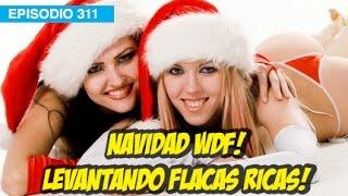 Flacas Ricas En Navidad!! #whatdafaqshow