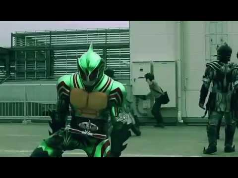 Kamen rider amazons ss1 ep 4 ( kamen rider omega buff)