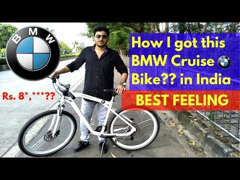 BMW Cruise Cycle | Imported In India | Best Bike Ever