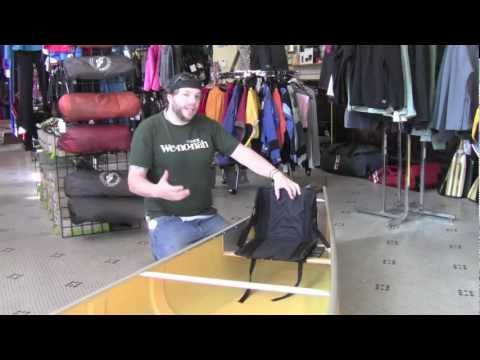 Wenonah Canoe Super Seat - Relax Your Back!