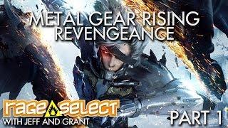 The Dojo - Metal Gear Rising: Revengeance - Part 1