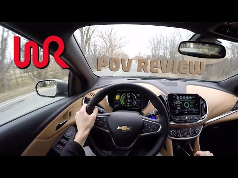 2016 Chevrolet Volt Premier - WR TV POV Review