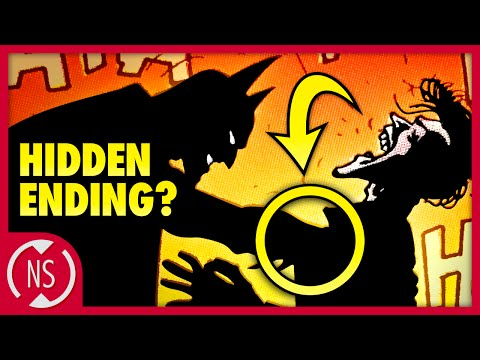 THEORY: Killing Joke's Secret Ending REVEALED!    Comic Misconceptions    NerdSync