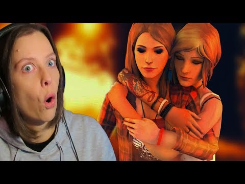Chloe and Rachel go to Cancun! Game Over, Nailed It! Life Is Strange Before: The Storm END Gameplay