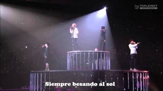(SUB ESP) SHINee- El Mundo Donde Tu Existes- ( 君がいる世界) (The World With You Exist)