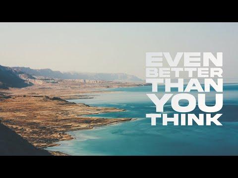 Even Better Than You Think: Israel - Rev. Mark Brewer - Nov 15, 2020