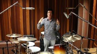 Sunset Sound Drum Setup - Warren Huart: Produce Like A Pro