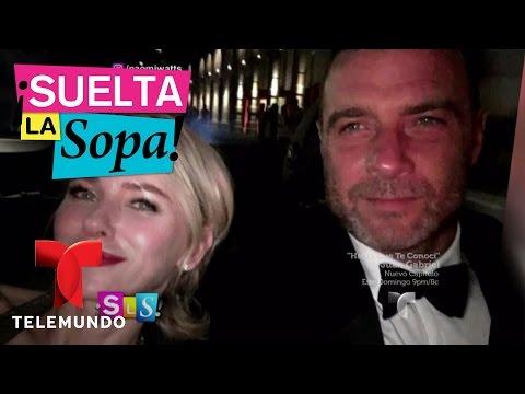 Suelta La Sopa | Naomi Watts se separa de Liev Schreiber tras 11 años juntos | Entretenimiento