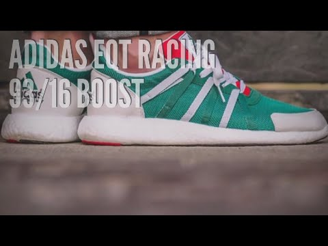 new style ec964 74257 ADIDAS EQT RACING 9316 BOOST SNEAKERS T