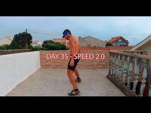 DAY 35 - 25 MIN FAT BURNER WORKOUT - SPEED 2.0