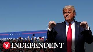Watch again: Donald Trump campaign rally in Arizona