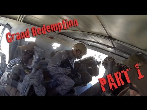 Grand Redemption - Part 1 - Colorado Airsoft