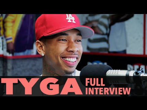 "Tyga on Ex-Girlfriend Kylie Jenner, New Album ""1 of 1"", And More! (Full Interview) 