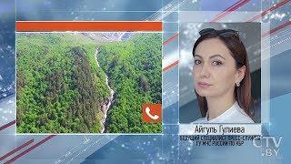 Белорусского альпиниста ищут в горах Кабардино-Балкарии
