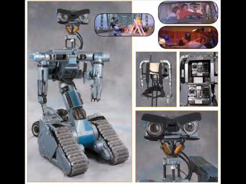 Short circuit 2 johnny 5 dying gymnopedie no 1 youtube