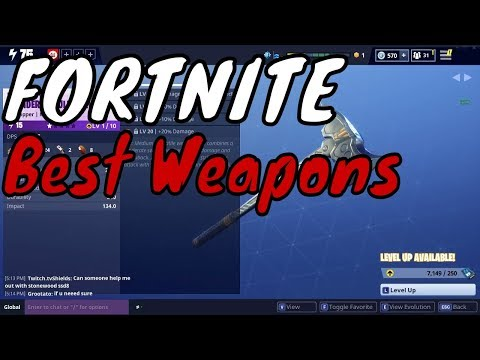 (24/7) Fortnite Save The World Gameplay (rerun) - Earn Free Weapons Watching Stream