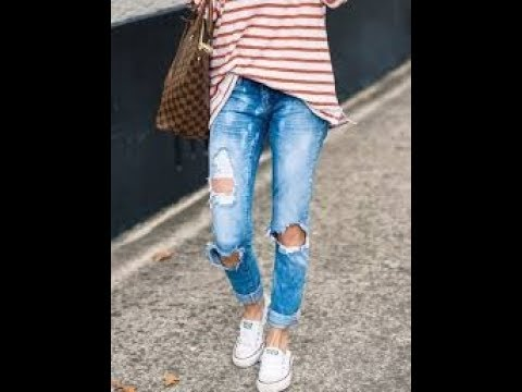 Incredible Casual Spring Looks with Sneakers 1