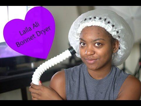 Laila Ali Bonnet Dryer Review