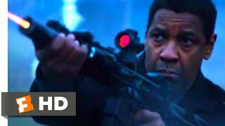 The Equalizer 2 (2018) - Cooking Explosives Scene (9/10) | Movieclips