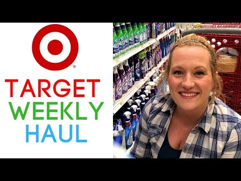 Target Couponing Weekly Video (11/19-11/25) Fantastic Grocery Deal! CleanCutCouponing