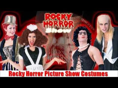 rocky horror picture show costumes youtube. Black Bedroom Furniture Sets. Home Design Ideas
