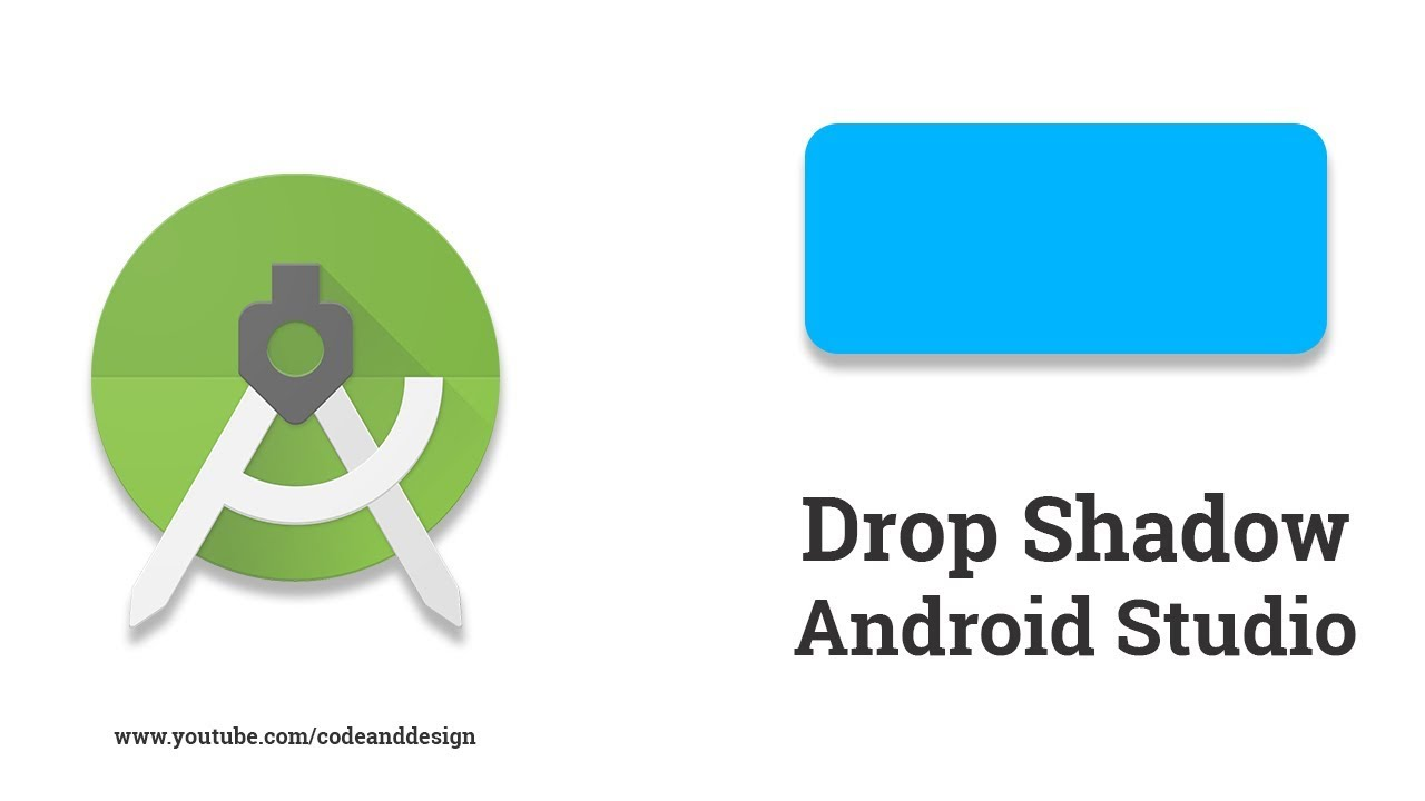 Drop Shadow in Android Studio || Material Design