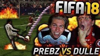 PREBZ MOT RANDULLE PÅ FIFA 18!! 🔥🏆 ÅRETS MÅL ALLEREDE?!